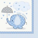 Baby Shower Jongen Servetten